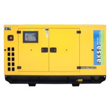 Дизельный генератор Aksa APD-35A