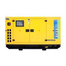 Дизельный генератор Aksa APD-75 A