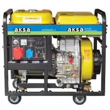 Портативный генератор Aksa AAP 8000 DЕ3